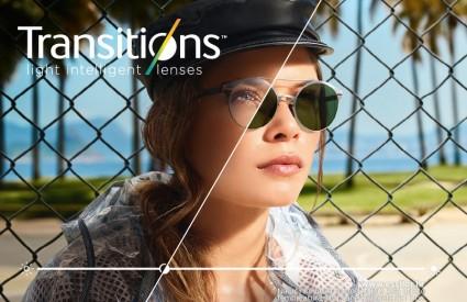 Fotoosjetljive naočale su prava stvar