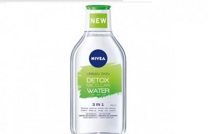 NIVEA URBAN SKIN DETOX micelarna voda