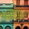 Cubismov osnivač Ricardo Luque se vraća u Ljetni vrt Savske 160