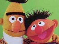 Bert i Ernie su samo - frendovi