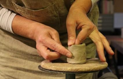 Počinju radionice produkt dizajna i keramike