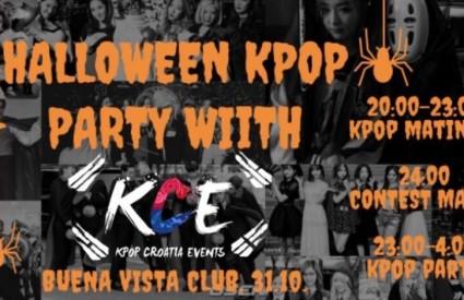 Dođite na najbolji Halloween party u gradu!