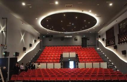 Obnovljeno kino u Samoboru