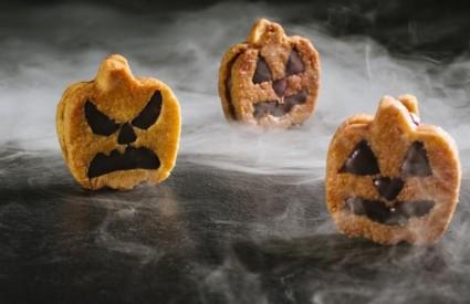 Recept za najfinije kekse za Noć vještica