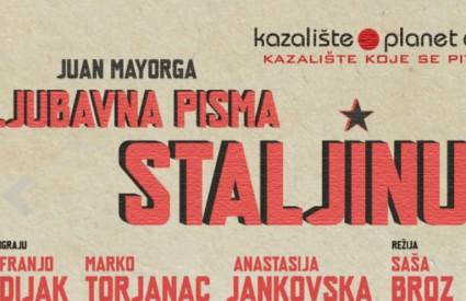 Ljubavna pisma Staljinu