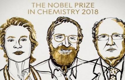 Trojica dijele Nobela za kemiju
