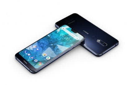 Nokia 7.1 i PureDisplay
