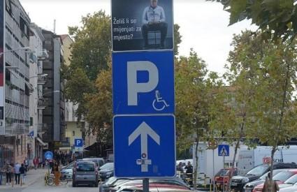 Pametni parking u Splitu