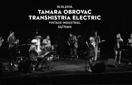Tamara Obrovac & Transhistria Electric