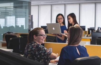 Žene se trebaju baciti u tehnološki sektor