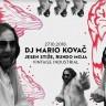 Najluđi party u gradu s DJ-em Mariom Kovačem ove subote u Vintage Industrialu