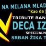 EKV tribute project Deca iz vode i specijalni gost Srđan Žika Todorović u Boogaloou