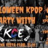 Halloween K-pop Party u Buena Visti!