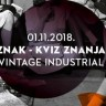 ZNAK - kviz znanja u Vintage Industrialu 1. studenoga