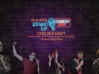 Najveći ZG stand up dovodi gošću Chelsea Hart