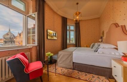 Pravi city hotel u Zagrebu