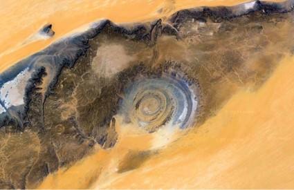 Je li Oko Sahare zapravo Atlantida?