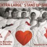 Hit stand up show 'Sextra Large' na turneji po Hrvatskoj