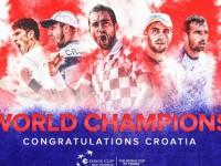 Hrvatska osvojila Davis Cup!