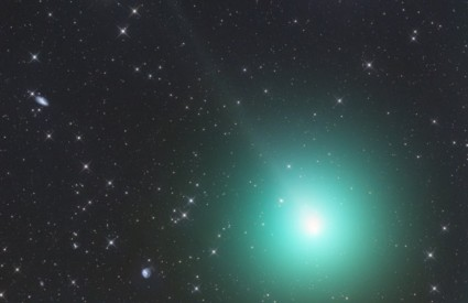 46P/Wirtanen - posljednji komet ove godine