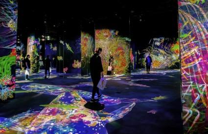 Epsonovi projektori u muzeji
