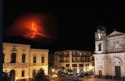 Etna je jedan od najaktivnijih vulkana na svijetu