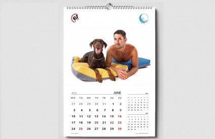 Kalendar za ljubitelj(ic)e pasa
