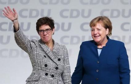 Mediji o izboru nove čelnice CDU