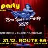 Novogodišnji 80's Party by Tomi Phantasma u Route 66