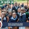 Pomoć iz Hrvatske zlostavljanoj i napuštenoj djeci u Africi