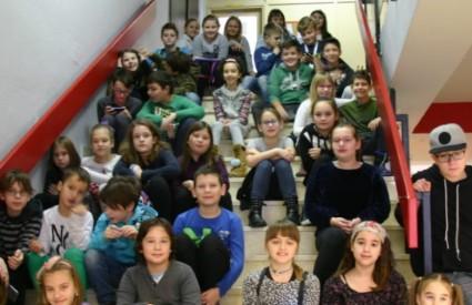 Cool school Zima na Trešnjevci
