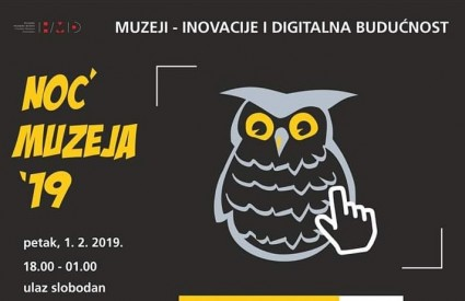 Noć muzeja u Zbirci Kljaković
