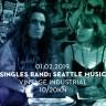 Grunge večer - Nikola Marjanović & Singles u VIB-u