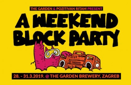 A Weekend Block Party