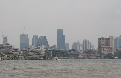 Bangkok je zagađen... ozbiljno