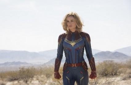 Kapetanica Marvel pridružit će se Avengersima
