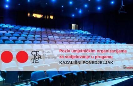 Kazališni ponedjeljak CeKaTe Teatra