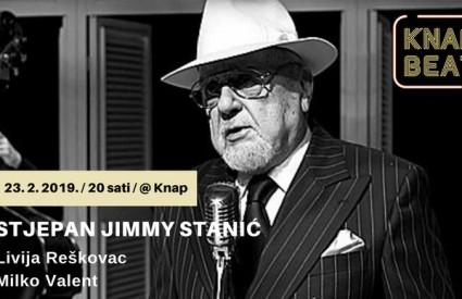 Večer jazza i poezije u KNAPu