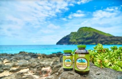 Havajska spirulina napunit će vas energijom