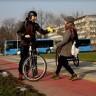 Zagreb je i ove godine među vodećim gradovima zimskog bicikliranja na posao