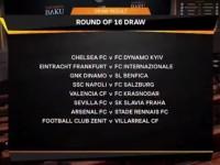 Dinamo protiv Benfice u osmini finala EL
