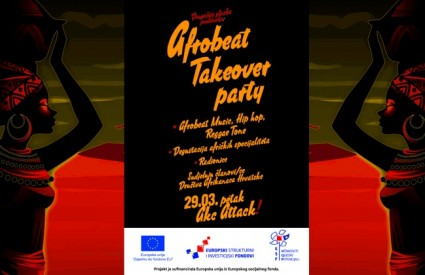 Afrobeat Takeover Party
