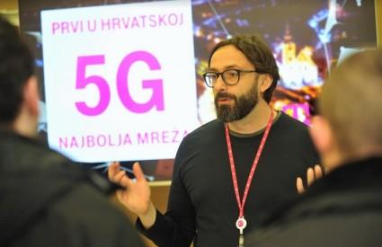 Boris Drilo predstavlja 5G mrežu
