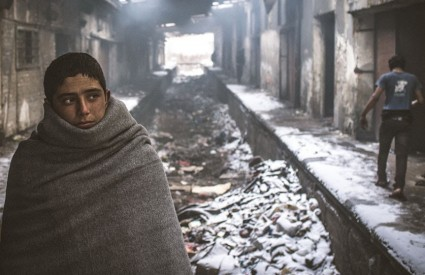 Potresne priče migranata u slikama