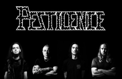Pestilence - death metal stroj