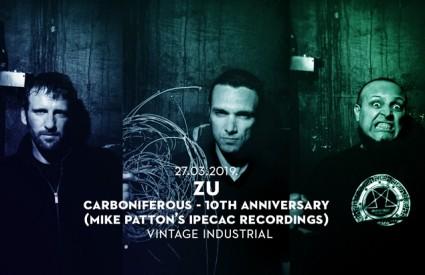 Zu slave 10 godina albuma Carboniferous