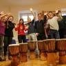 Orkestar Dobre Vibracije, Zagrebačka filharmonija i Modest Musorgski
