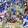 Britanci žele novi referendum, londonske ulice pune prosvjednika