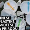 """Ovogodišnji Sat za planet Zemlju uz moto """"Skini se s plastike, navuci se na prirodu!"""""""