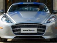 James Bond prelazi na električni Aston Martin